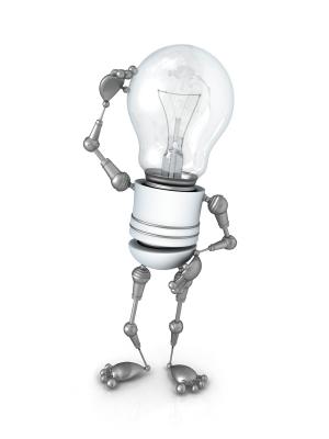 Ah Ha Moment - Light bulb